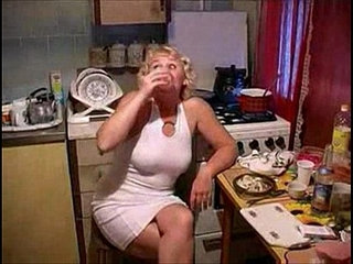 A mom fucked by her son in the kitchen river   kitchenmomson
