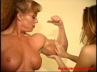 Sheila Burgess Muscle Domination | dominationmuscle