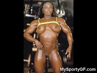 Muscle GFs Hotter than Hell! | muscle