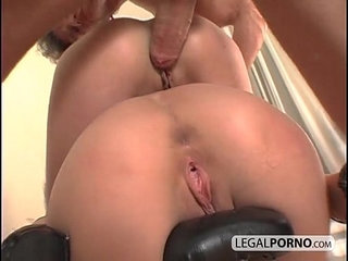 Ass to mouth finished with hot titjob NL   ass to mouthtitjob