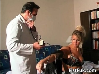 Watch these two kinky doctors as they | doctorkinkywatching