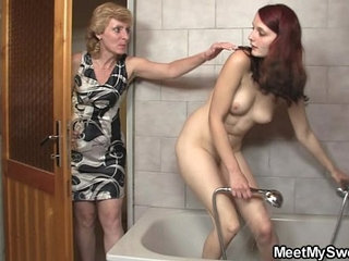 Naughty time with sons GF   naughtyson