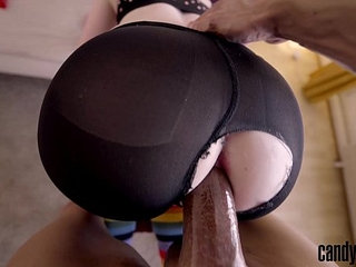 Candy may big black cock double penetration | bbcdouble