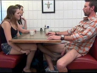 Cialis Porn Tube Buy Cialis daughter gives Footjob and BJ to not her dad Under the Table Porn Tube   daddydaughterfootjobtablewild