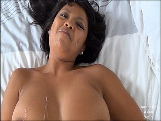 Hot asian chick does it all | asianchick