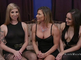 Threesome lesbian ass to mouth fuck   3someass to mouthlesbian
