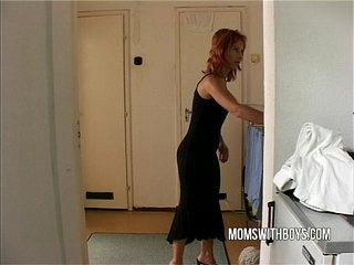 Stepmom Gets To Suck And Fuck Her Stepsons Cock   cockstepmomstepsonsucking
